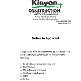 Application Cover